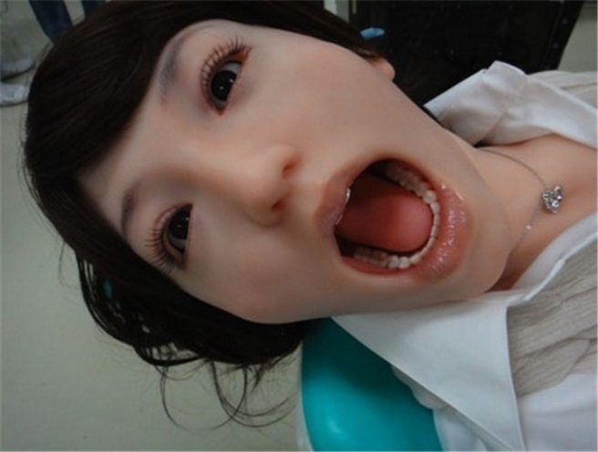 10 simulation robot, which scares you?